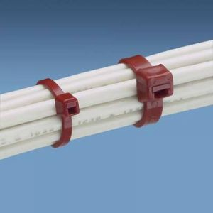 Air Handling Cable Ties For Plenum Areas