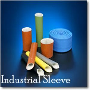 Industrial Grade Firesleeve Braided Cable Sleeving