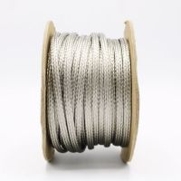 Tubular Tin/Copper Braided Sleeving | BuyHeatShrink