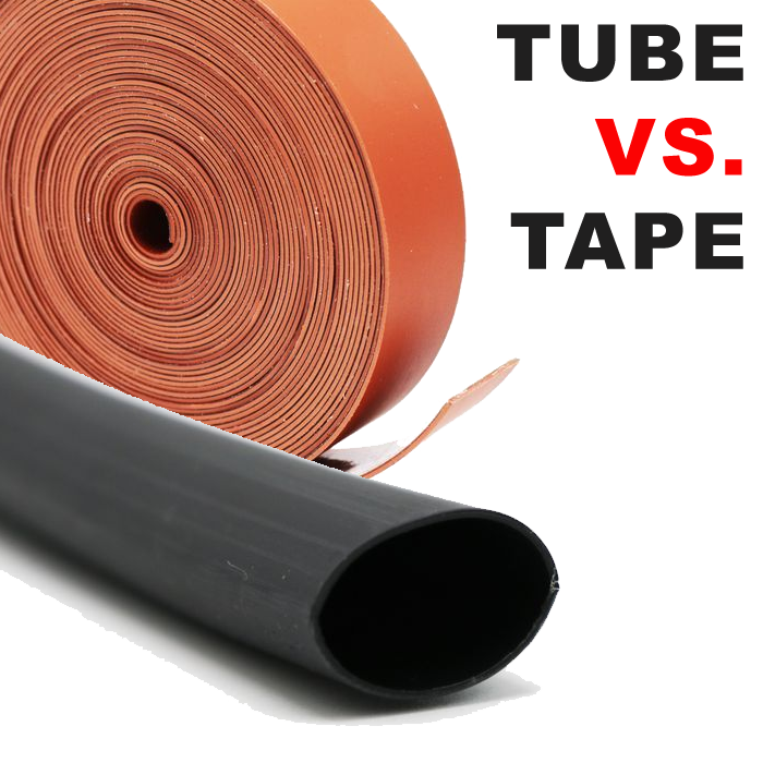 Heat Shrink Tubing vs Electrical Tape