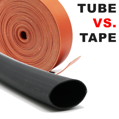 Heat Shrink Tubing Vs. Electrical Tape