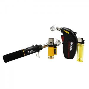 Butane Heat Guns and Cigar Lighters