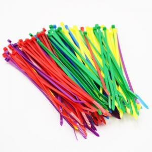 Nylon (most Common) Cable Ties